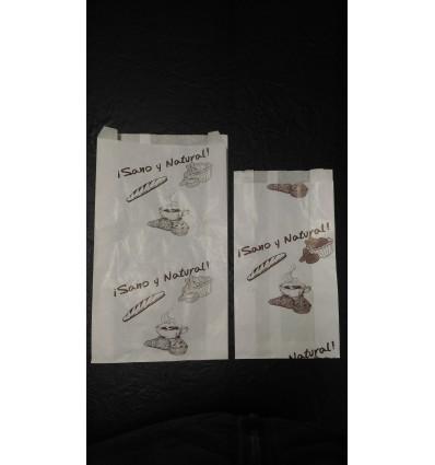 Bolsas de papel de pan